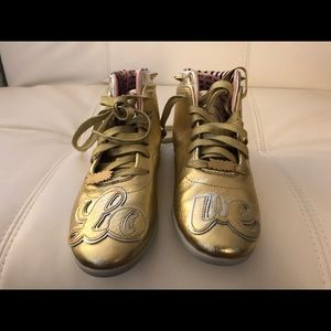 Reebok Melody Ehsani Love  Gold Euro 41 US 10